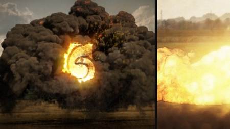 Explosion Logo 10411160 After Effects Template Download Videohive