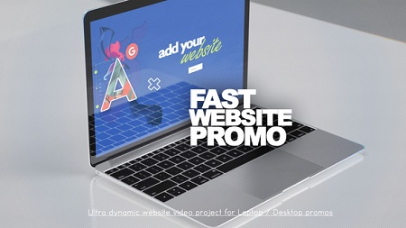 Fast Website Promo 22772197 After Effects Template Download Videohive