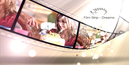 Film Strip Dreams 4572693 After Effects Template Download Videohive