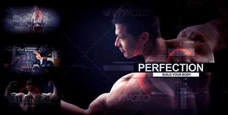 Fitness Motivation and Trailer 11174306 After Effects Template Download