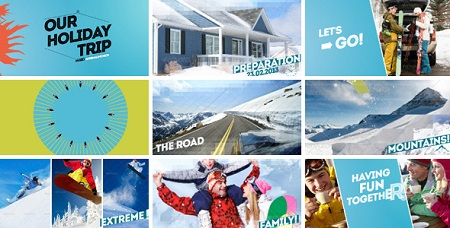 Holiday Trip 4117166 After Effects Template Download Videohive