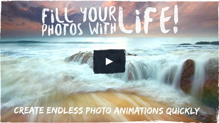 Living Stills Looping Photo Animator 18389359 After Effects Template