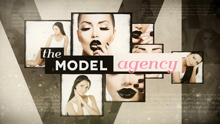 Model Agency Opener 22484408 After Effects Template Download