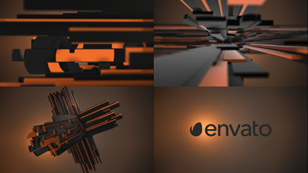 Plus Element 3D Logo Opener 18790342 After Effects Template Download