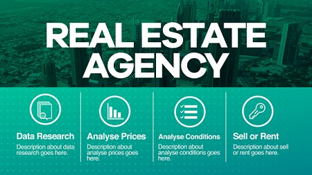 Real Estate Agency 16828422 After Effects Template Download Videohive