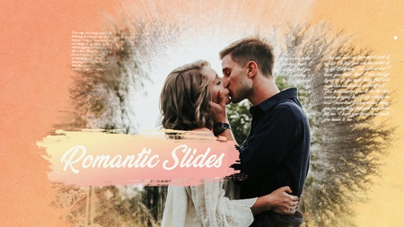 Romantic Ink Slideshow 22434221 After Effects Template Download