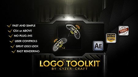 Videohive Software Hardware and App Product Logo Toolkit 5918968 (With 7 July 17)