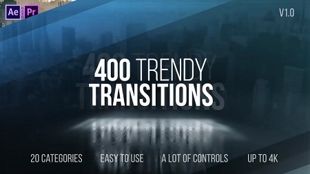 Transitions 22114911 After Effects Template Download Videohive
