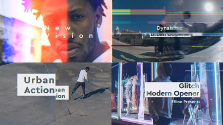 Urban Opener 21266842 After Effects Template Download Videohive