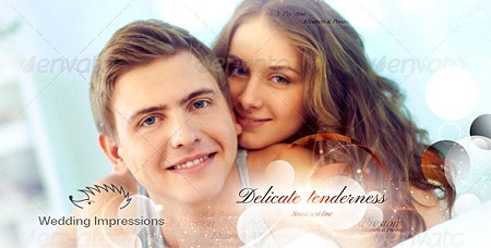 Wedding Impression 9828444 After Effects Template Download Videohive
