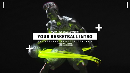 Your Basketball Intro 22557305 After Effects Template Download Videohive