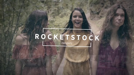 RocketStock Memoir Vintage Title Sequence RS2081 After Effects