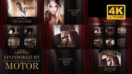 Awards Presentation Pack 22841927 After Effects Template Download