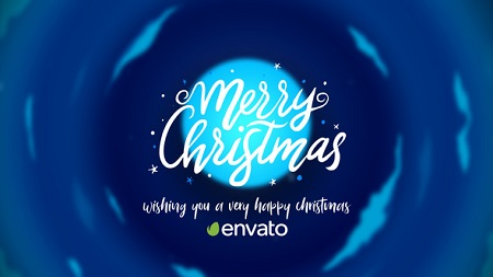 Christmas Cartoon Card 22921750 After Effects Template Download