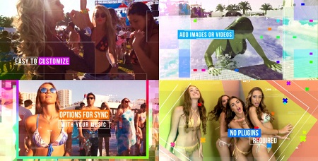 Crazy Party 21403635 After Effects Template Download Videohive
