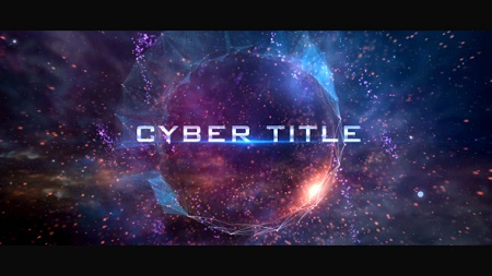 Videohive Cyber TItle Opener 19702301 After Effects Template Download
