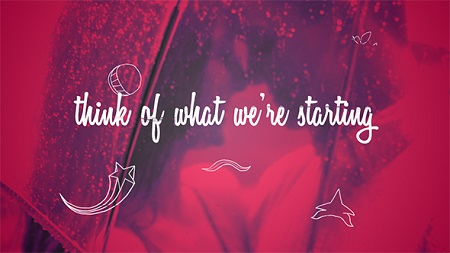 Doodle Lyrics 20612685 After Effects Template Download Videohive