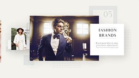 Elegant Commercial Slideshow 15694982 After Effects Template Download