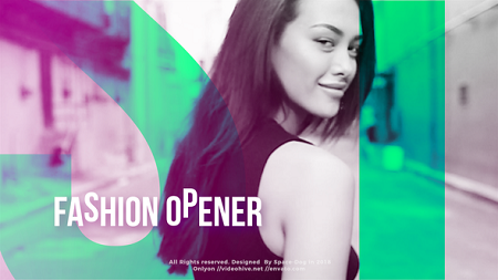 Fashion Opener FCPX and Apple Motion 22736944 After Effects Template