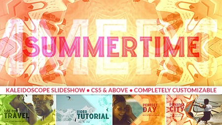 Fun Summer Slideshow 11454252 After Effects Template Download