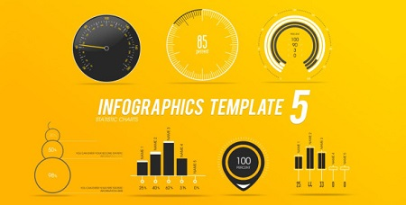 Infographics Template 5 2793491 After Effects Template Download