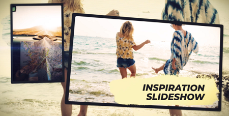 Inspiration Memories Slideshow 21543939 After Effects Template