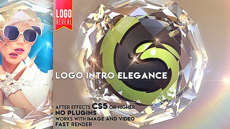 Logo Intro Elegance 22651408 After Effects Template Download Videohive