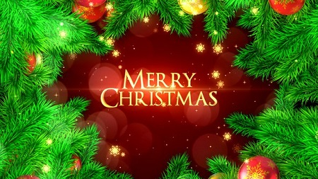 Merry Christmas Opener 22931282 After Effects Template Download