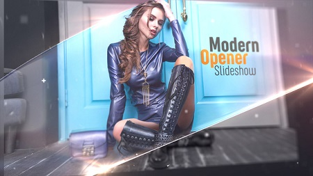 Modern Opener Slideshow 22859286 After Effects Template Download