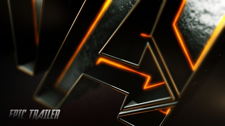 Movie Trailer And Logo Opener 3D 22031656 After Effects Template