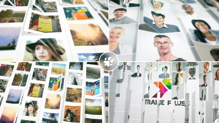 Multi Images Fold Reveal 20218664 After Effects Template Download