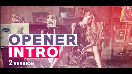 Opener Intro 21410660 After Effects Template Download Videohive