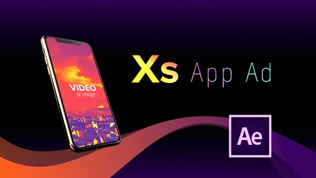 Phone Xs App Ad 22812774 After Effects Template Download Videohive