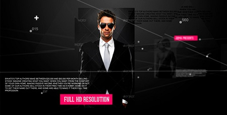 Photo And Typo Opener 5131054 After Effects Template Download