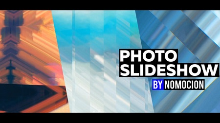 Photo Slideshow with Pixel Sorting 22037861 After Effects Template