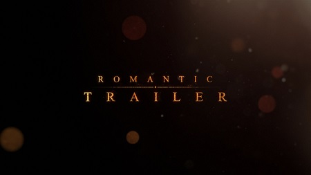 Romantic Trailer Titles 20607811 After Effects Template Download