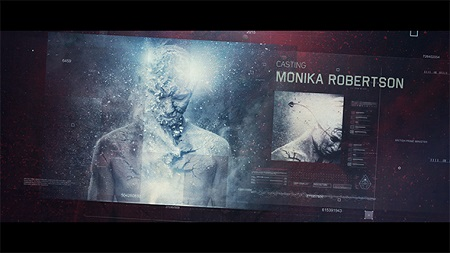 Sci-Fi Movie Opener 16048626 After Effects Template Download Videohive