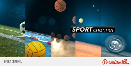 Sport Channel 307146 After Effects Template Download Videohive