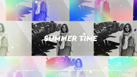 Summer Opener 22041103 After Effects Template Download Videohive
