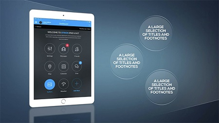 Tablet Presentation Pack 15242770 After Effects Template Download