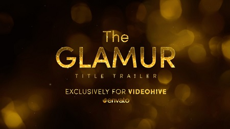 The Glamur Title Trailer 22531424 After Effects Template Download