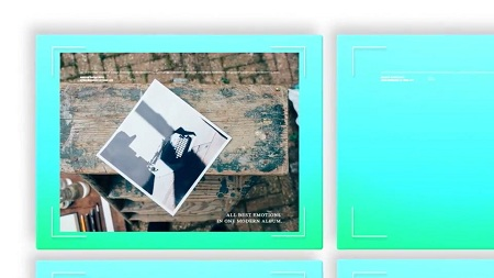 MotionArray - Clean Modern Minimal Album After Effects Templates 67691