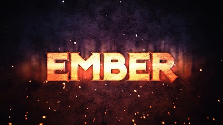Motionarray Ember Logo Reveal After Effects Templates 152397