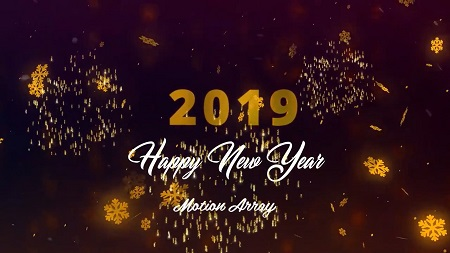 MotionArray New Year 2019 Countdown After Effects Templates 154464