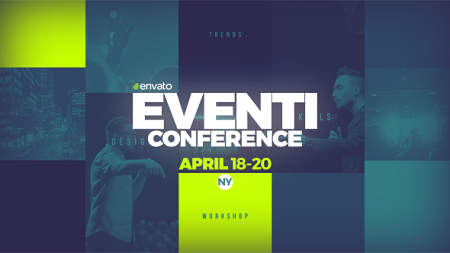Eventi Conference Promo 21566333 After Effects Template Download