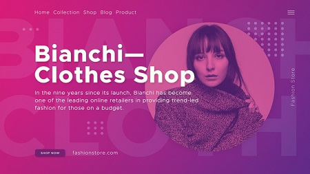 Fashion Shop 22859243 After Effects Template Download Videohive