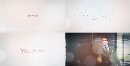 Glitch One - A Quick Glitchy Logo Reveal 7739493 After Effects Template
