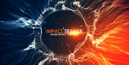 Impact Trailer Titles 12165625 After Effects Template Download Videohive