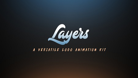 Layers Logo Animation Kit 22793523 After Effects Template Download