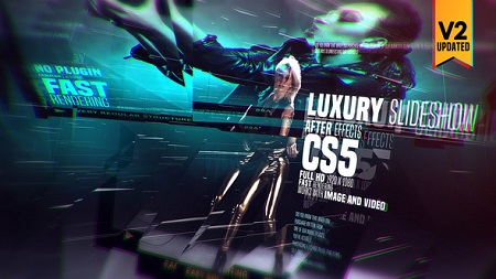 Luxury Slideshow 21558568 After Effects Template Download Videohive